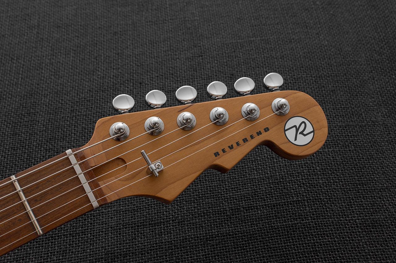 Reverend Guitars Flatroc Electric Guitar Input Jack Wiring