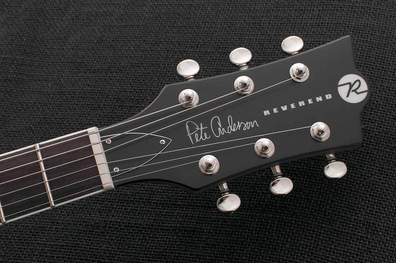 Reverend Guitars Pete Anderson Pa 1 Single Coil 2 Volume Pots No Switch Telecaster Guitar Forum Find A Dealer