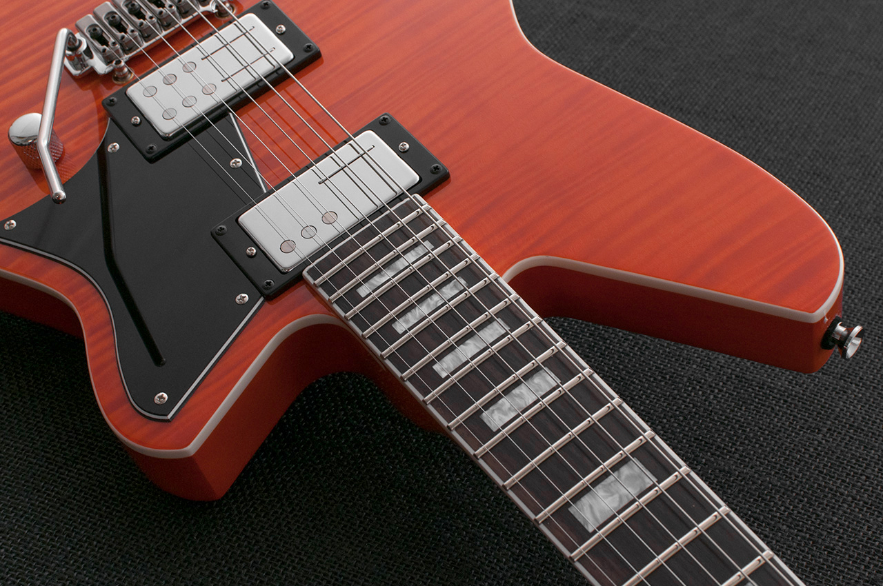 Reverend Guitars Bayonet Ra Hc Re Switching Options For P90 Humbucker Combination Find A Dealer