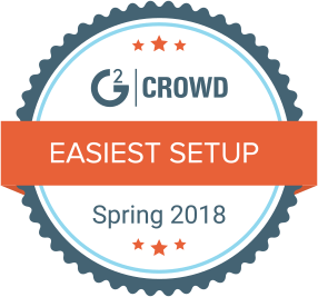 Dixa #1 easiest to set up contact center on G2Crowd