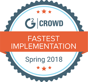 Dixa #1 contact center with fastest implementation on G2 Crowd