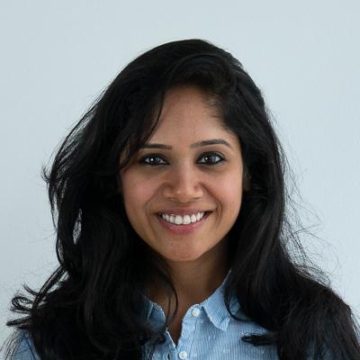 Nanditha Vijayaraghavan