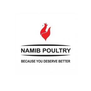 Aves de corral de Namib
