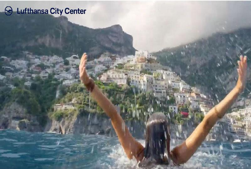 Lufthansa City Center und MRM//McCann bringen Kunden an dein-traumziel.de