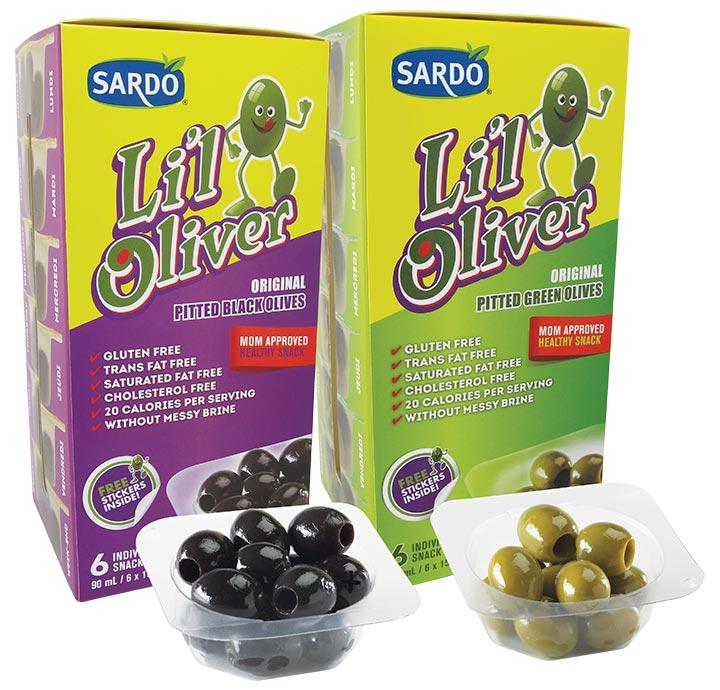 Li'l Oliver Olives Product Image