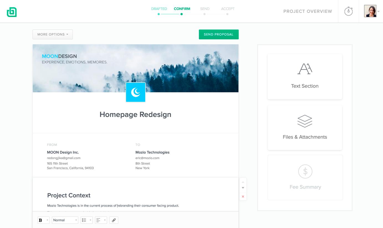 The 1 Freelance Product Suite Bonsai