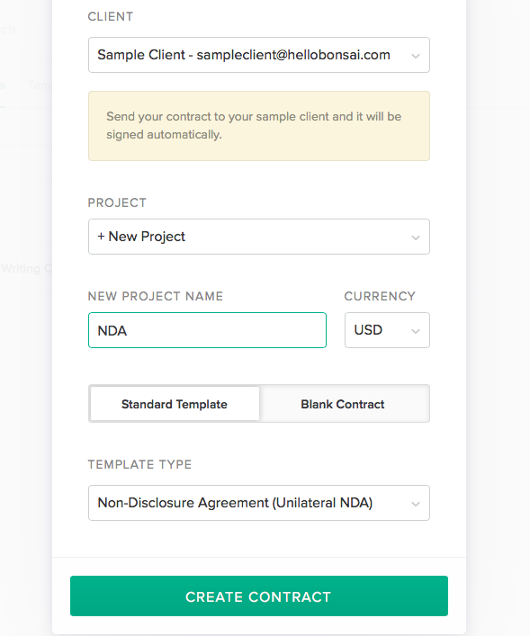 Build your invoice image