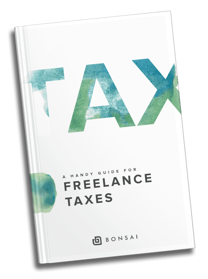Freelance Taxes Ebook