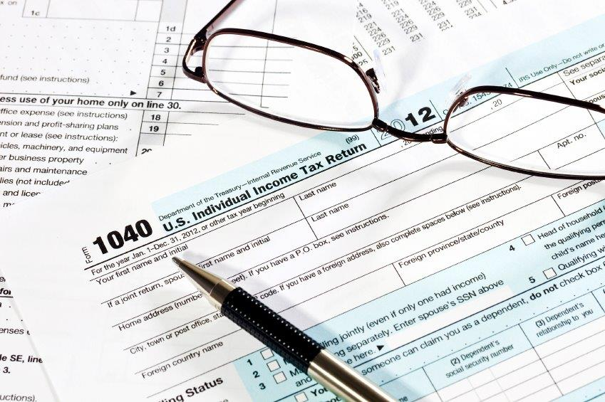 Freelance Taxes NYC Form 1040