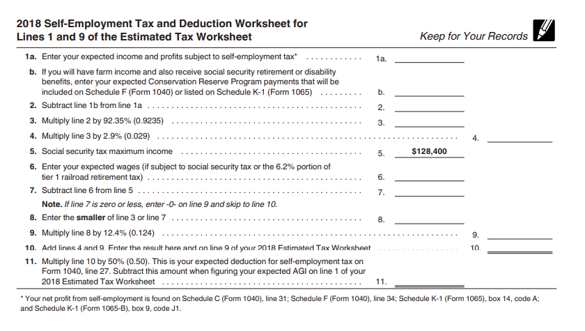 calculate your florida self employment tax