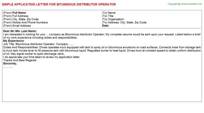 Distributor Proposal Template Sample