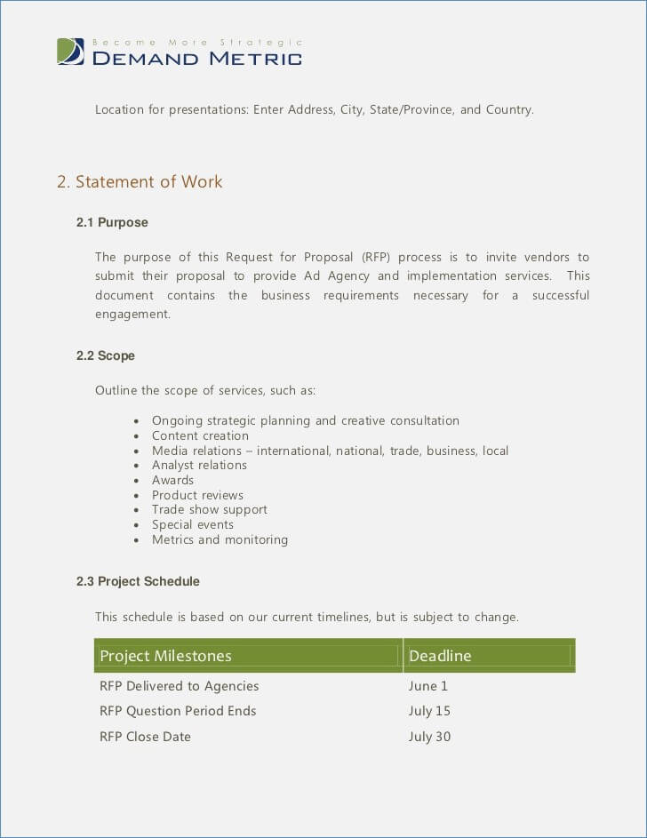 Digital Marketing Agency Proposal Template PDF