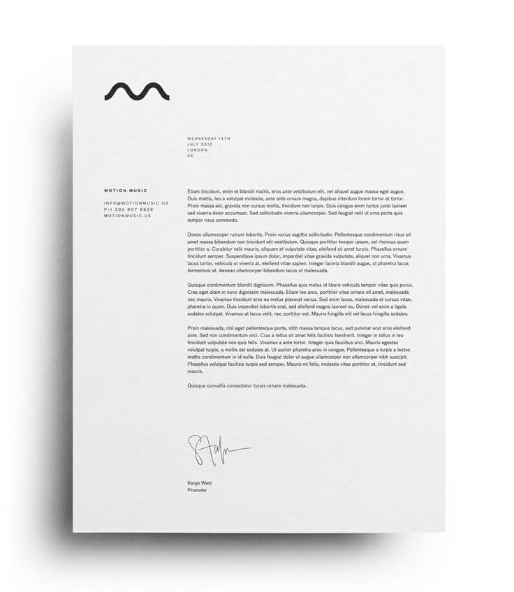 Mobile Design Contract Template