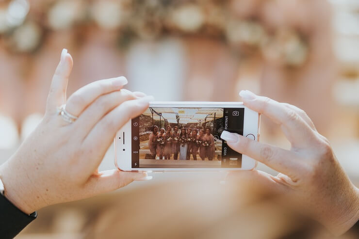 types-of-photographers-events