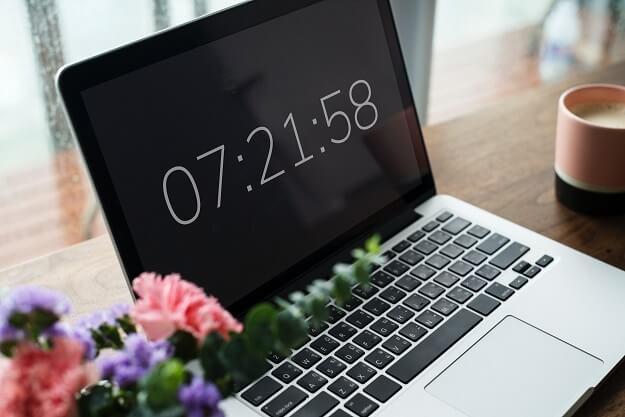 time blocking computer