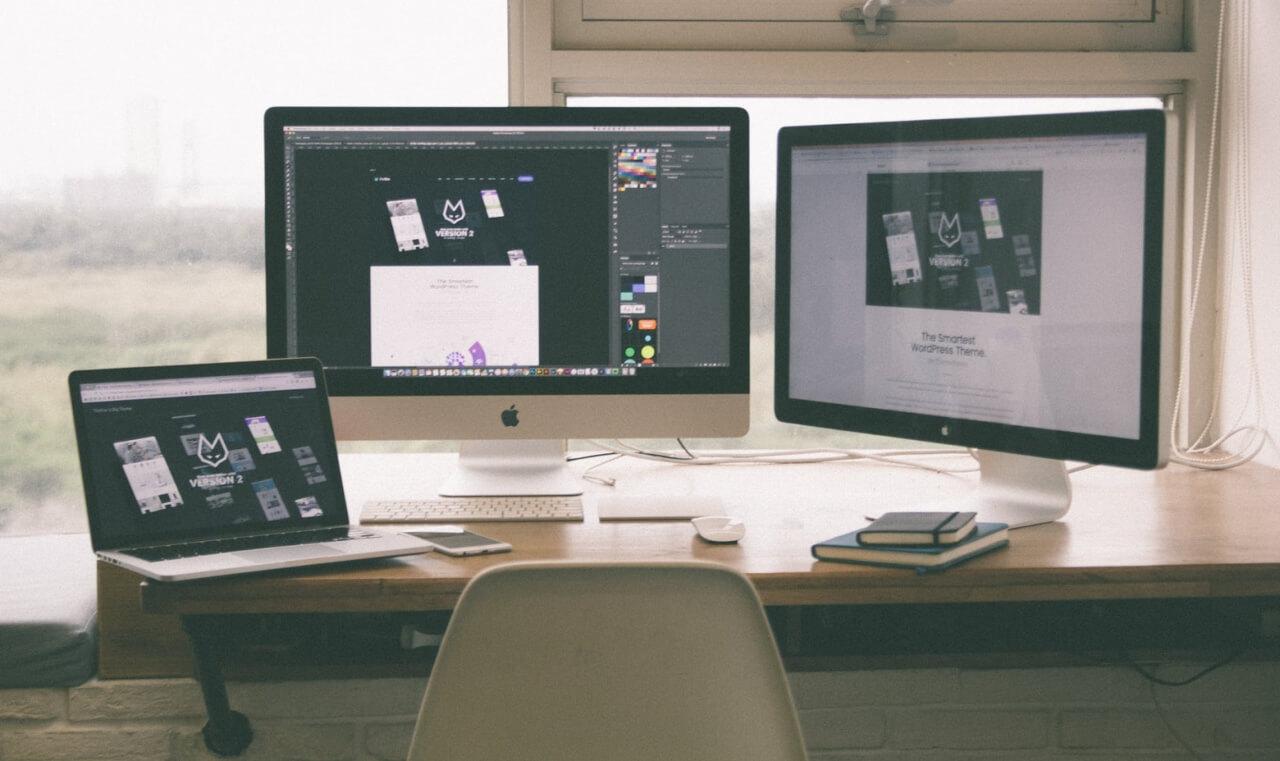 designer's workstation