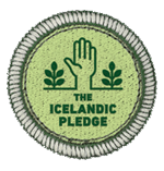 Inspired By Iceland - Pledge