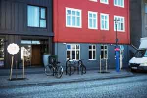 BUS STOP #07 | Traðarkot