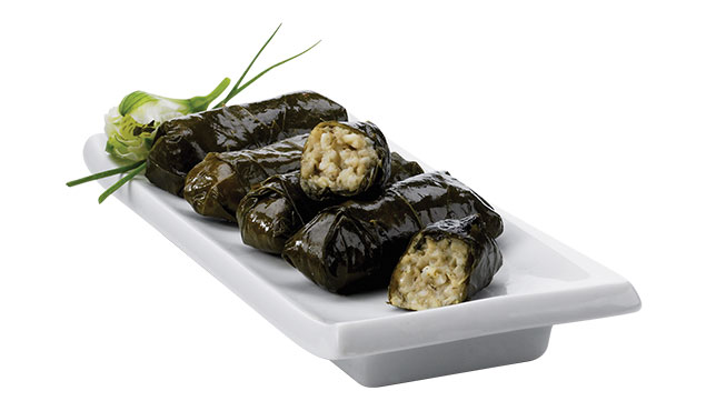 Rice Stuffed Vine Leaves Image