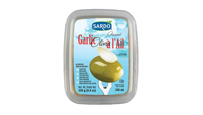 Garlic Stuffed Olives 250 mL