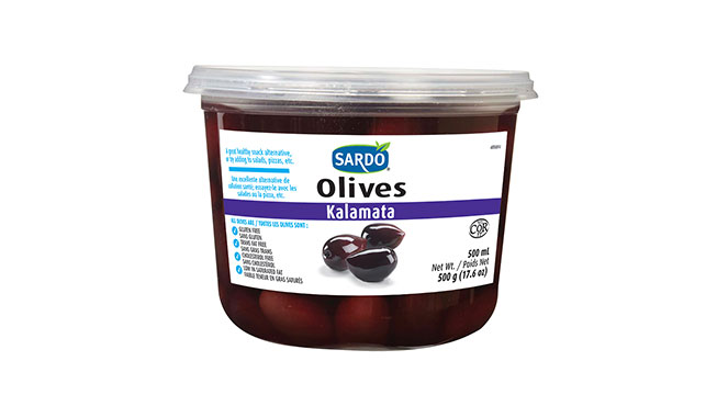 Whole Kalamata Olives Image