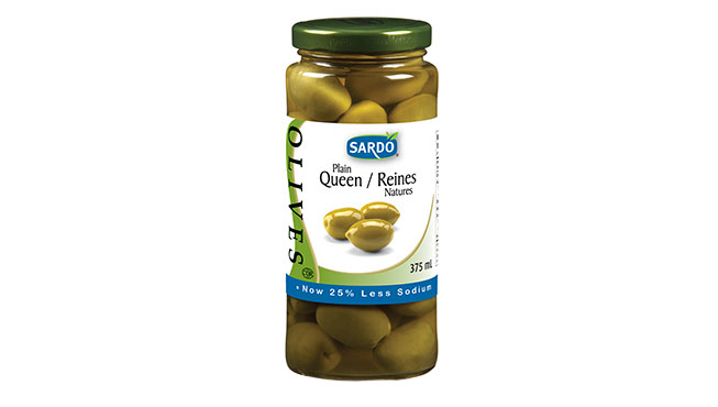 Whole Green Olives Image