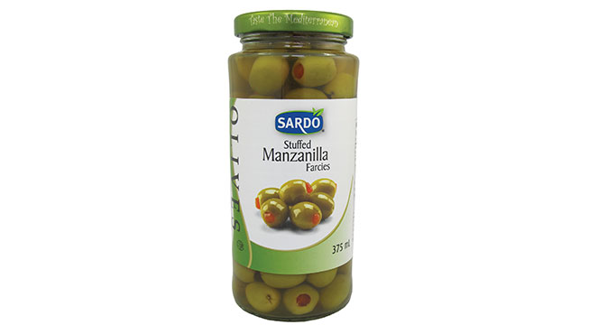 Stuffed Manzanilla Olives 375 mL