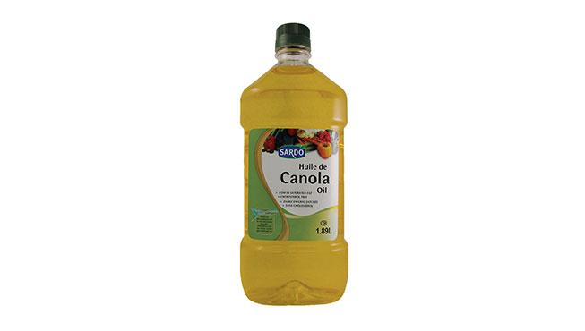 Canola Oil Image