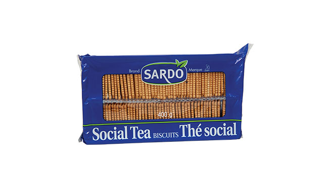 Sardo Social Tea Biscuits 400 g