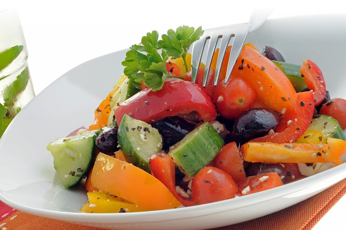 Mediterranean Olive Salad Image