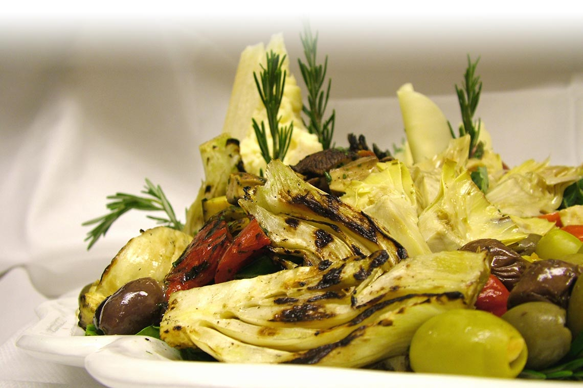 Roasted Fennel with Olives Image