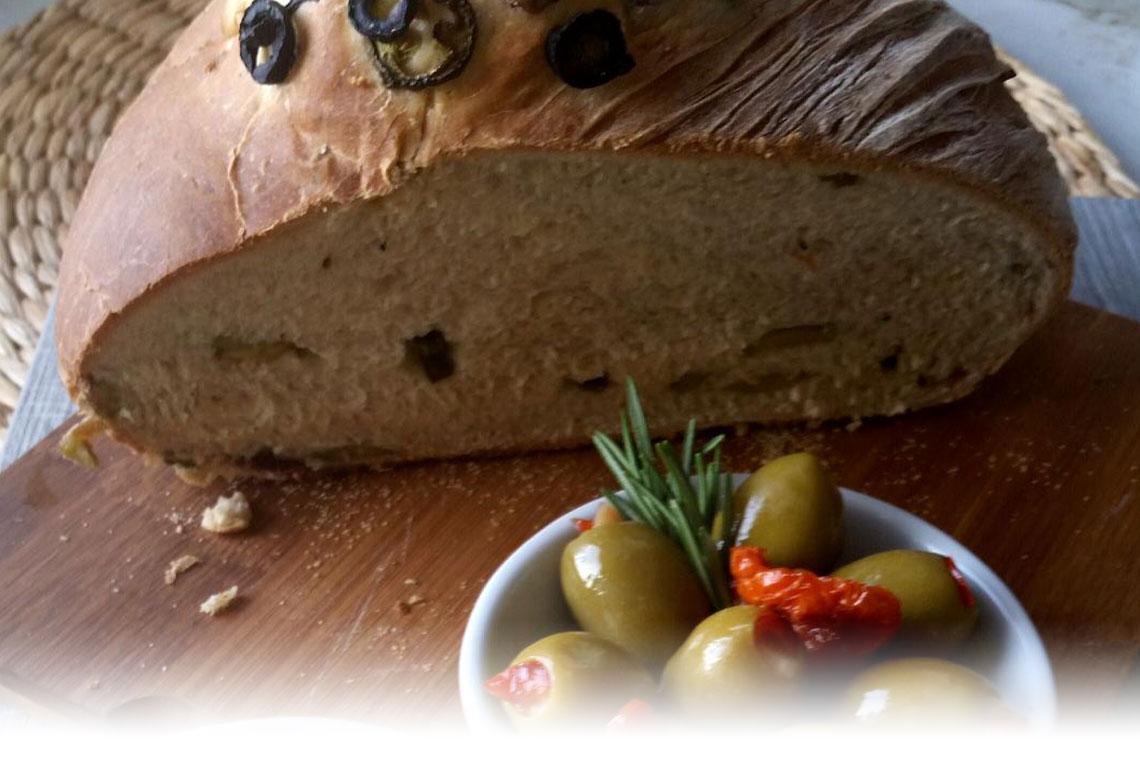 Olive Loaf Image