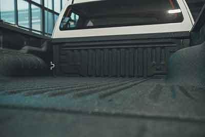 Photo of bedliner in truckbed