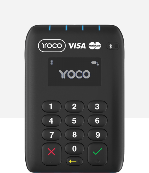 Yoco Wireless Pro Credit Card Reader