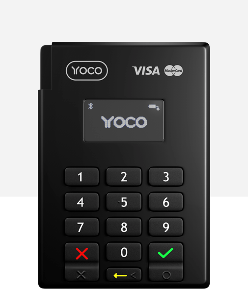 Yoco Wireless Lite Credit Card Reader