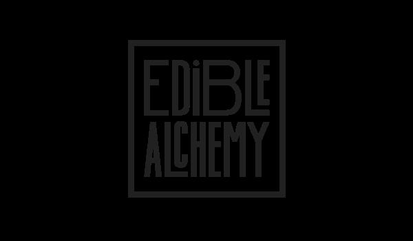 edible alchemy png logo