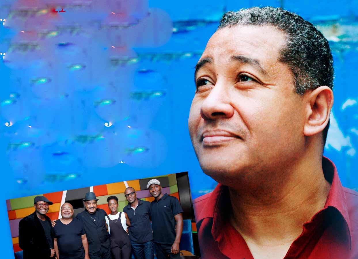 Teofilo Chantre actua  em Luanda em alusão à Festa Música