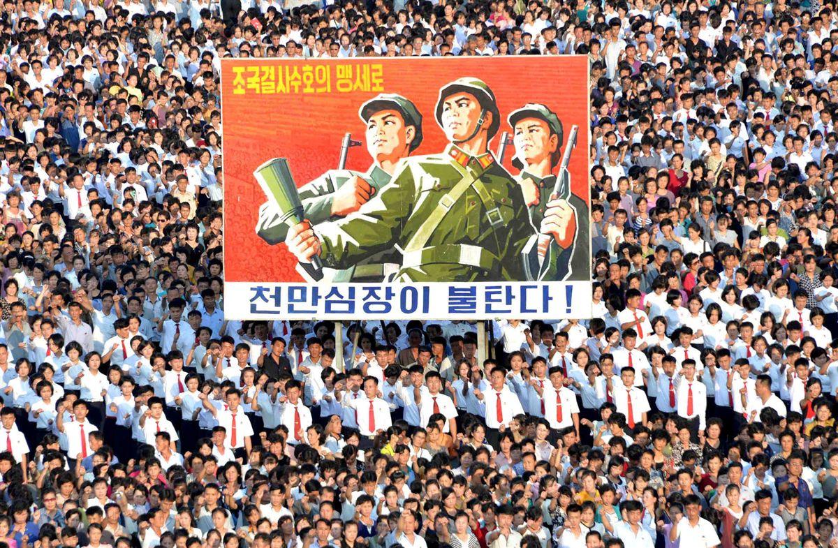 Coreia do Norte prepara quatro mísseis para executar ataqueaGuam dentro de dias