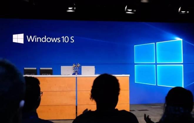 Nova ferramenta da Microsoft permite converter Windows 10 em Windows 10 S em computadores