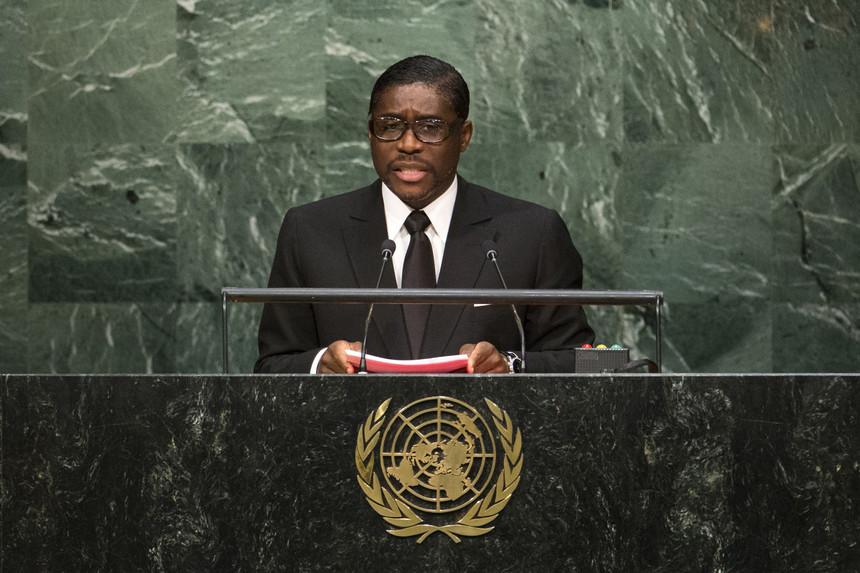 África do Sul ordena leilão dos bens do vice-presidente da Guiné Equatorial