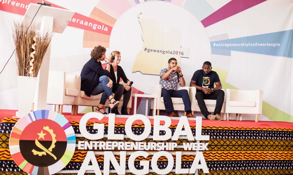 Angola acolhe em Novembro segunda Semana Global de Empreendedorismo