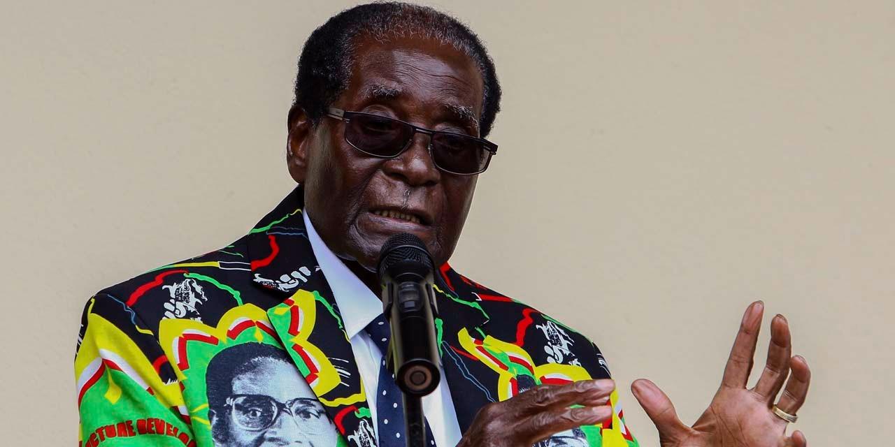 Mugabe recusa ceder poder aos militares e afastar-se da Presidência