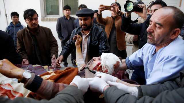 Afeganistão. Múltiplas explosões em Cabul provocam pelo menos 40 mortos e 30 feridos