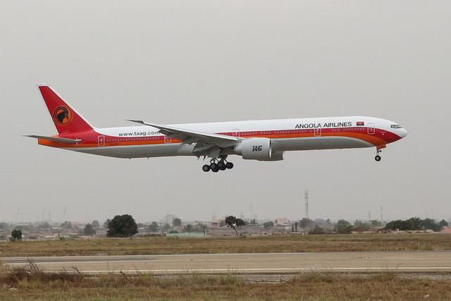 TAAG e South African Airways anunciam acordo comercial de partilha de código