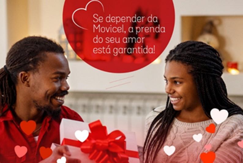 Movicel promove campanha alusiva ao mês dos namorados