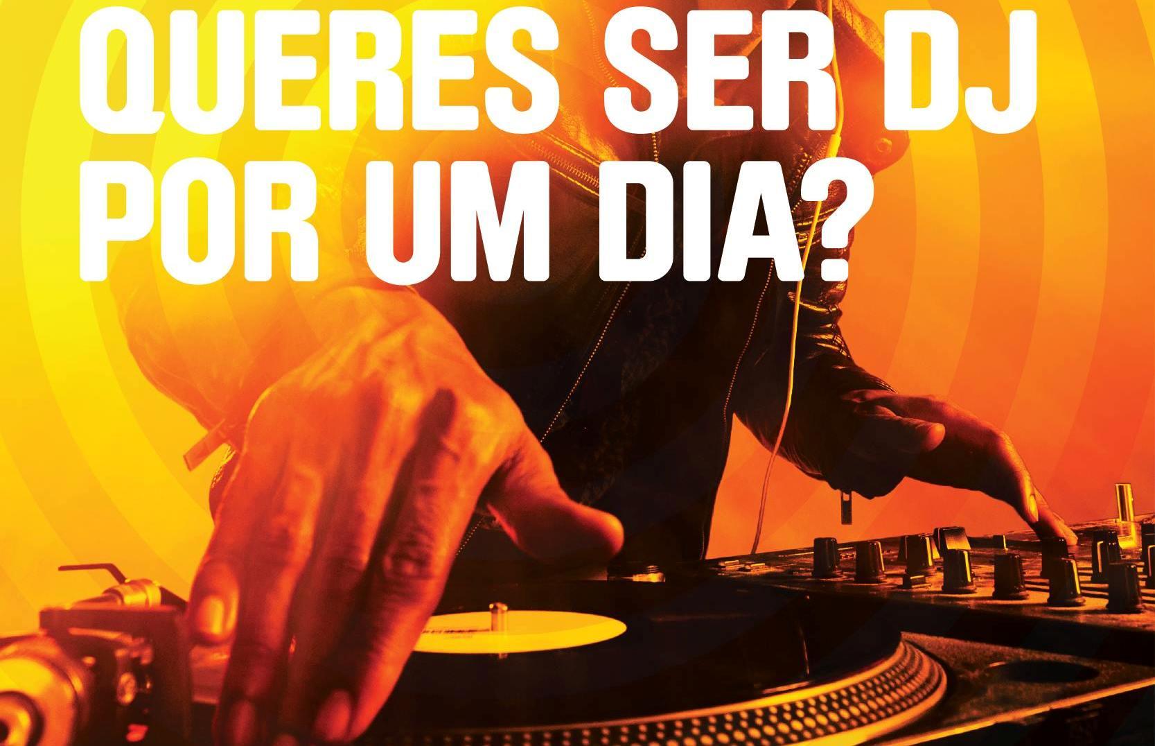 "Passatempo ""Wammo Ser DJ"" começa hoje às 15h00"