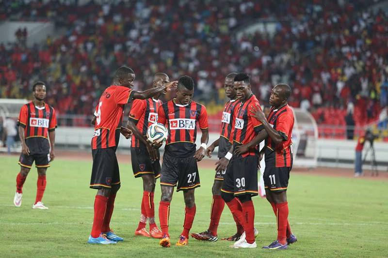 1º de Agosto entre os melhores clubes de África