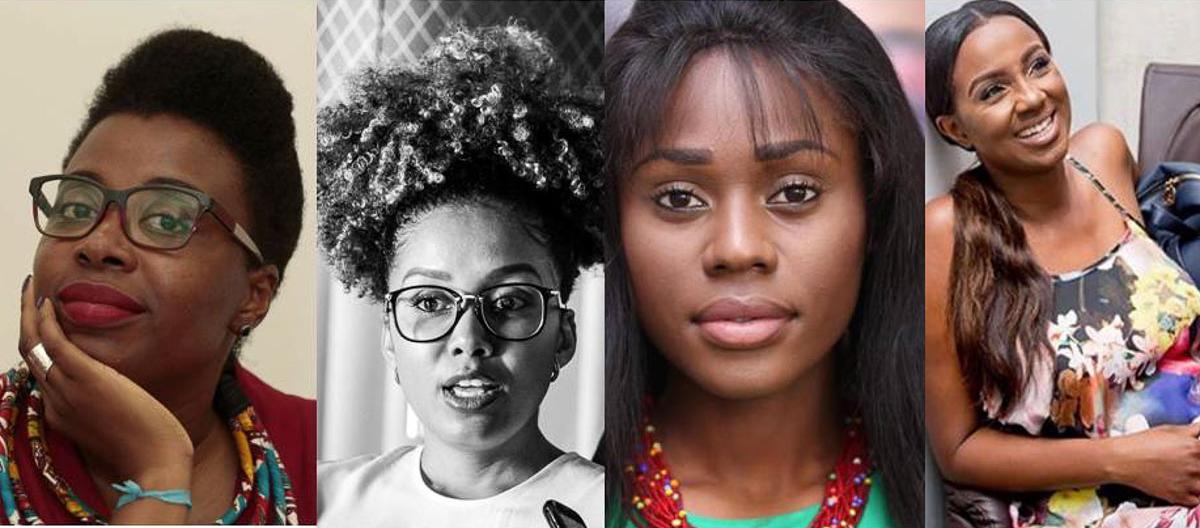 Kâmia Madeira, Michelle Carvalho, Sofia Buco e Edusa Chindecasse: o que elas pensam sobre a emancipação da mulher