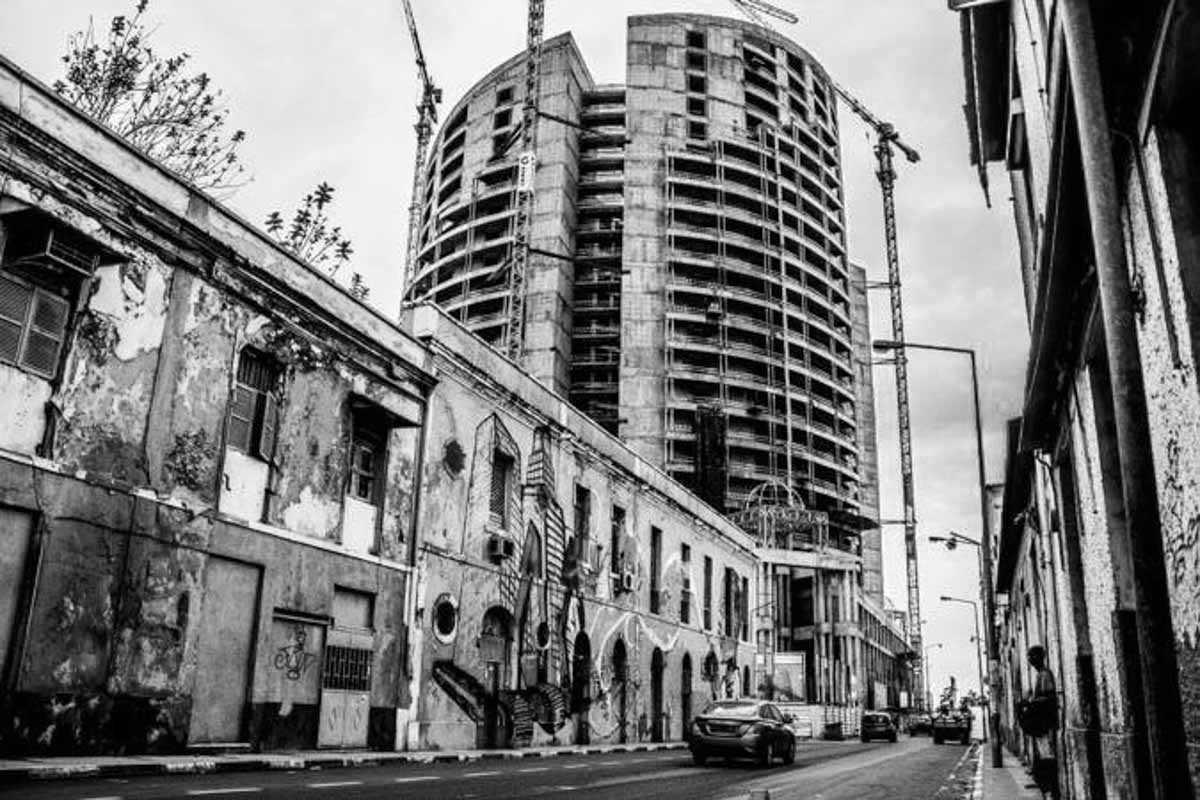 PR ordena levantamento à situação dos edifícios urbanos, públicos ou privados em risco de desabamento