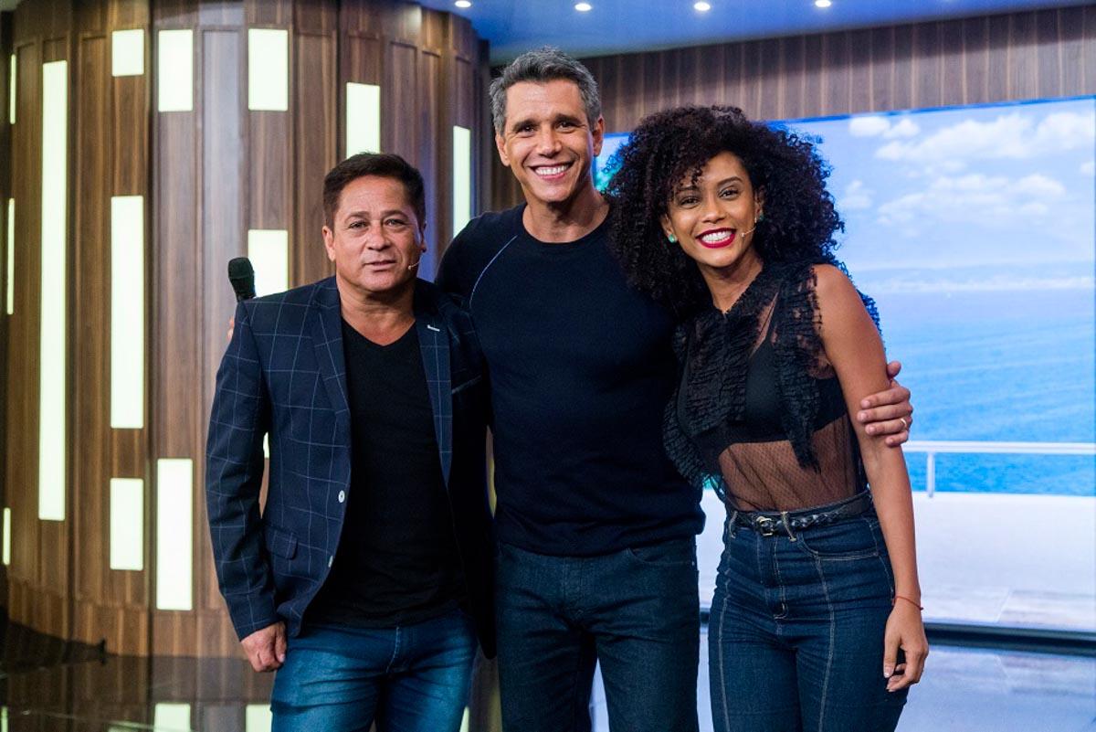 """Globo: Taís Araújo é convidada para """"Conversa com Bial"""" e """"Tamanho Família"""""""